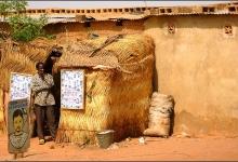 Downtown Ouagadougou, Burkina Faso