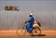 On the outskirts of of town: Ouagadougou, Burkina Faso