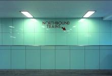 College: Northbound Trains