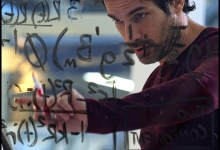 Santiago Cabrera parses the formula to save the world: Salvation/CBS