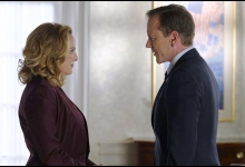 Clash of the Titans-Virginia Madsen & Kiefer Sutherland: Designated Survivor
