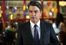 Peter Gallagher in Covert Affairs for USA Network