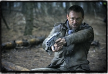 Grant Bowler stars as Law Keeper Jeb Nolan: Defiance for SyFy