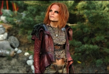 Stephanie Leonidas in Defiance for SyFy