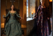 A Pair of Queens: Adelaide Kane faces off against Megan Follows: REIGN for The CW/CBS