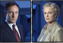 Jason Isaacs and Sharon Gless for The  BBC