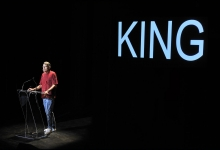 Stephen King for Simon and Schuster