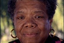 Poet Laureate Maya Angelou